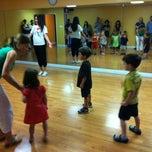 Photo taken at Born 2 Dance by Katylou M. on 7/8/2012