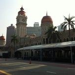 Photo taken at Mahkamah Teknologi by Salman A. on 3/23/2012