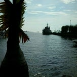 Photo taken at Dermaga Popsa by Mi2 m. on 8/26/2012