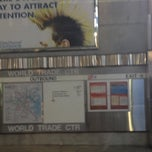 Photo taken at MBTA World Trade Center Station by Meredith P. on 8/20/2012
