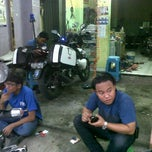 Photo taken at SJM (SENTOT JAYA MOTOR) by neyano u. on 3/26/2012