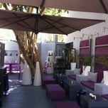 Photo taken at Baroque - Le Bistrot by Maria D. on 8/8/2012