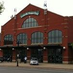 Photo taken at Louisville Slugger Field by Jerrel B. on 4/13/2012