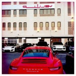 Photo taken at Al Nabooda Porsche النابودة وكالة البورش by Abeer M. on 4/7/2012
