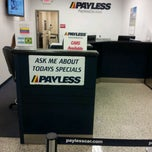 Photo taken at Payless Car Rental by Fredy M. on 2/24/2012