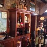 Photo taken at Enoteca Castello by Karen B. on 3/25/2012