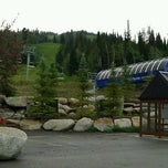 Photo taken at Solitude Mountain Resort by Ted D. on 7/15/2012