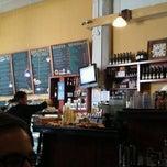 Photo taken at Mo'z Cafe by Chris W. on 3/8/2012