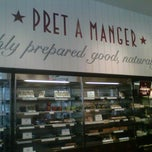 Photo taken at Pret A Manger by Jamelia G. on 8/28/2012