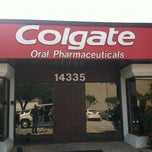 Photo taken at Colgate Oral Pharmaceuticals by Denise H. on 4/11/2012