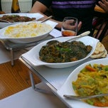 Photo taken at Bombay Spice by Han W. on 7/25/2012