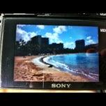 Photo taken at Kaimana Beach Park by Nick A. on 7/9/2012