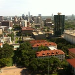 Photo taken at UT Tower Observation Deck by Ben T. on 7/21/2012