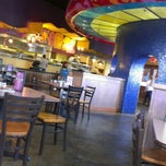 Photo taken at Mellow Mushroom by Tylan A. on 8/19/2012