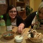 Photo taken at La Marita, Mate Bar by Mariela W. on 5/1/2012