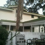 Photo taken at Tarpon Springs Ghost House by Christopher C. on 4/12/2012