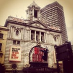 Photo taken at Victoria Palace Theatre by Fabrittzzio K. on 8/29/2012