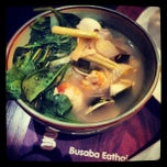 Photo taken at Busaba Eathai by Nick J. on 7/21/2012