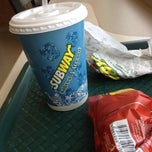 Photo taken at Subway (Beto Shop) by Alexander C. on 6/30/2012