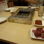 Photo taken at 串家物語 by えれね on 8/18/2012