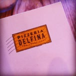 Photo taken at Pizzeria Delfina by Ron M. on 8/9/2012