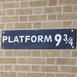 Photo taken at Platform 9¾ by Hamble W. on 6/17/2012
