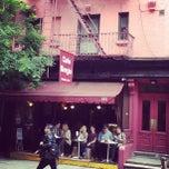 Photo taken at Borgia II Cafe by Diego N. on 5/23/2012