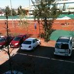 Photo taken at Federación de Tenis de Chile by Alejandro E. on 8/25/2012