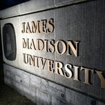 Photo taken at James Madison University by Matthew D. on 7/7/2012