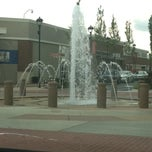 Photo taken at Woodmore Towne Centre at Glenarden by Ronnie D. on 7/31/2012