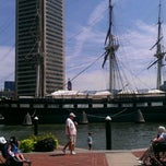 Photo taken at USS Constellation by Kellie G. on 8/21/2012