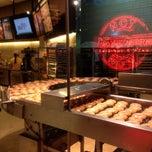 Photo taken at Krispy Kreme by Mark M. on 6/16/2012