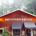 Photo taken at The Mountain House by Ben L. on 7/1/2012