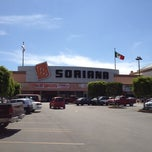 Photo taken at Soriana by NICK S. on 3/8/2012