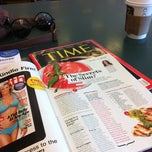 Photo taken at starbucks in b&n by Evan N. on 7/23/2012