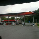 Photo taken at Texaco Gierle by Jo V. on 5/31/2012