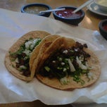 Photo taken at El Dorado Taqueria by L. L. on 8/5/2012
