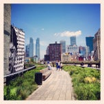 Photo taken at High Line by John G. on 6/8/2012