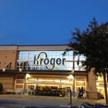 Photo taken at Kroger by Chris on 9/3/2012