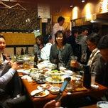 Photo taken at 味彩(居酒屋) by 庄司 英. on 3/14/2012