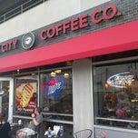 Photo taken at Brick City Coffee Co by Matthew S. on 6/9/2012