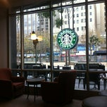 Photo taken at Starbucks by Laura P. on 6/13/2012