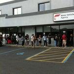 Photo taken at NJ Motor Vehicle Commission (DMV) by Eric on 7/14/2012