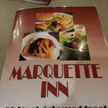 Photo taken at Marquette Inn Restaurant by Robert M. on 3/7/2012