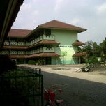 Photo taken at SMAN 62 Jakarta by Sari M. on 7/15/2012