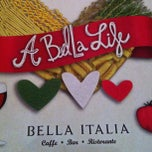 Photo taken at Bella Italia by Shingo F. on 2/8/2012