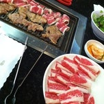 Photo taken at Goong Korean Bbq 궁 by Blanton R. on 2/24/2012
