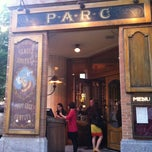 Photo taken at Parc Brasserie by Stacey R. on 5/12/2012