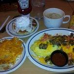 Photo taken at IHOP by Trucker4Harvick . on 3/11/2012