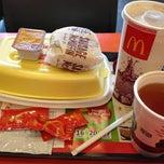 Photo taken at McDonald's by Lyy A. on 9/3/2012
